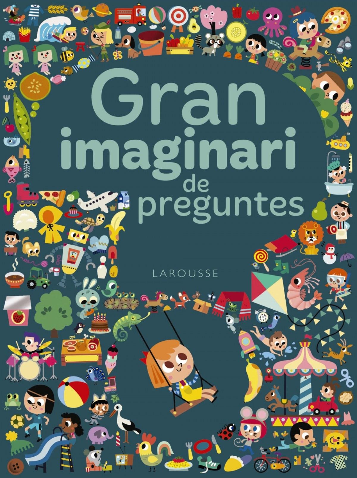 GRAN IMAGINARI DE PREGUNTES 9788417273293