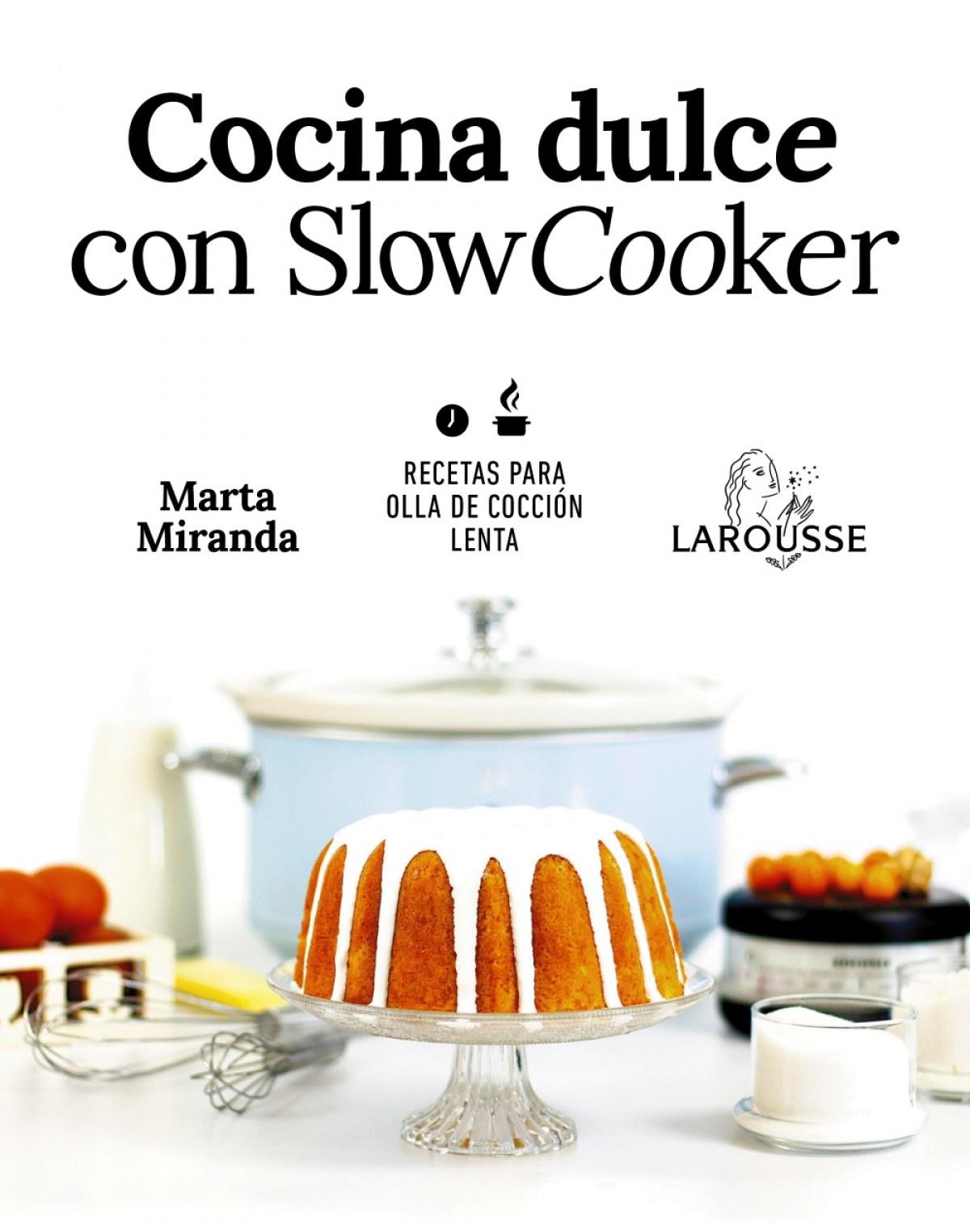 COCINA DULCE CON SLOW COOKER 9788417273644