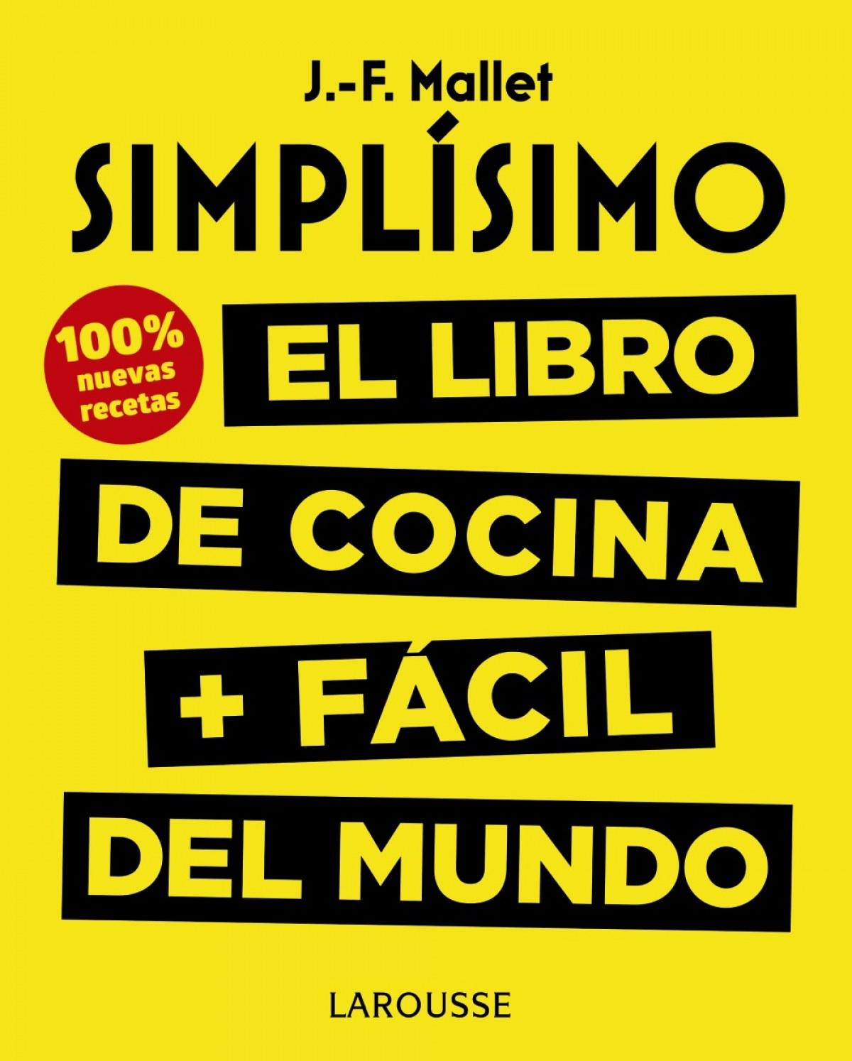 EL LIBRO DE COCINA + FÁCIL DEL MUNDO 9788417273675