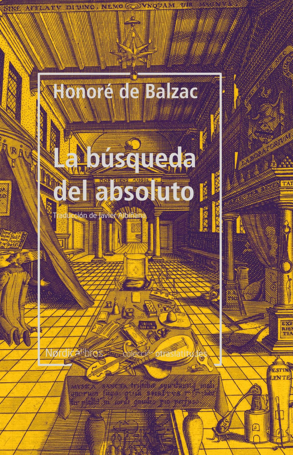 LA BÚSQUEDA DEL ABSOLUTO 9788417281618