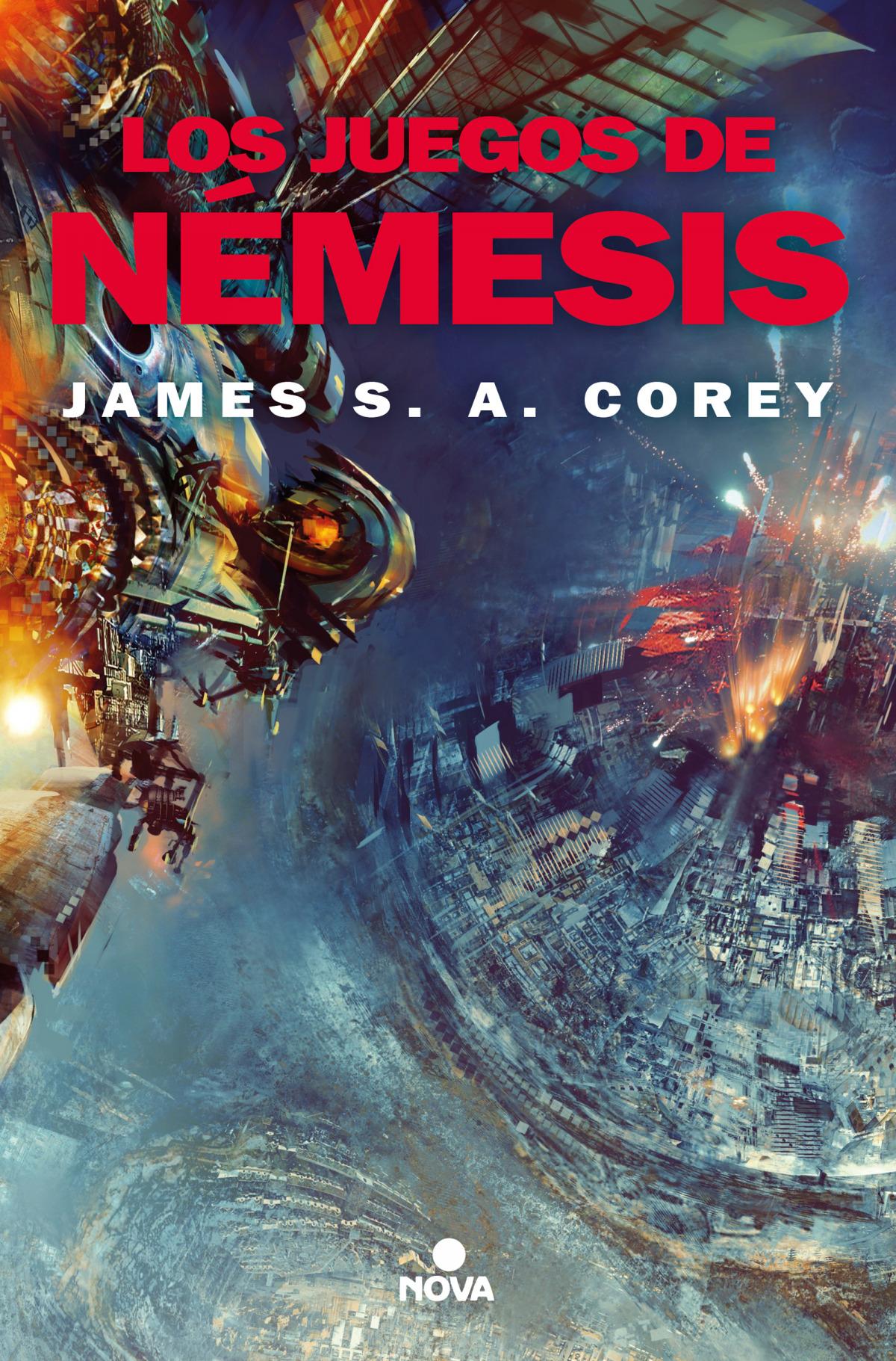 Los juegos de Nemesis (The Expanse 5) 9788417347727