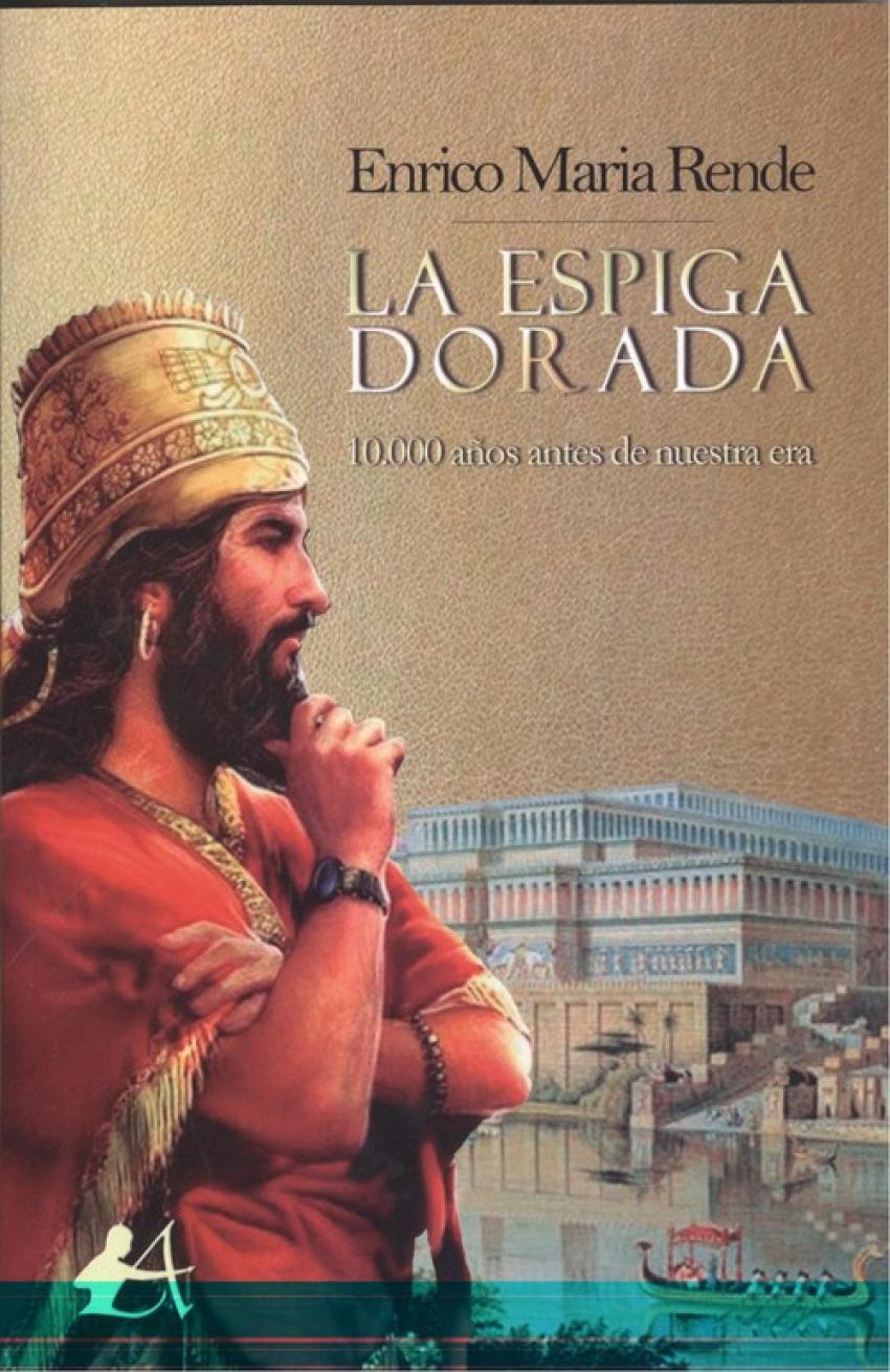 LA ESPIGA DORADA 9788417362201