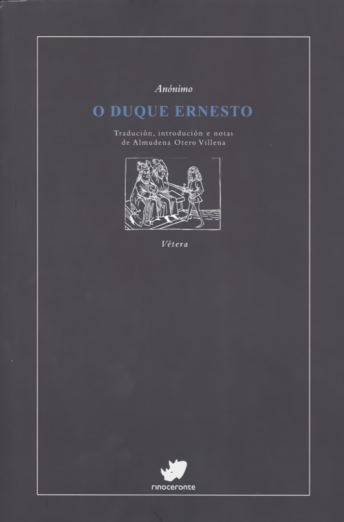 O duque Ernesto 9788417388379