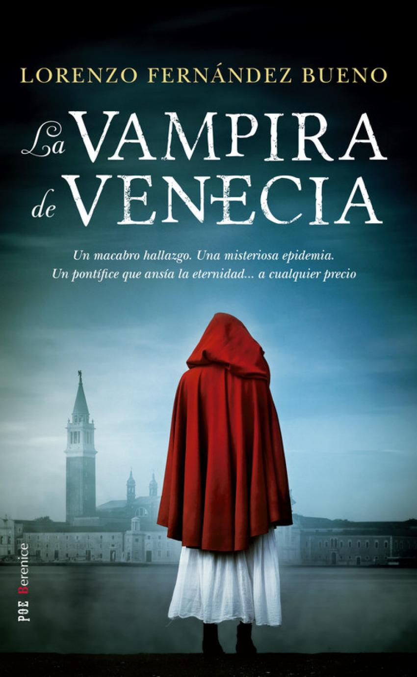 La vampira de Venecia 9788417418342