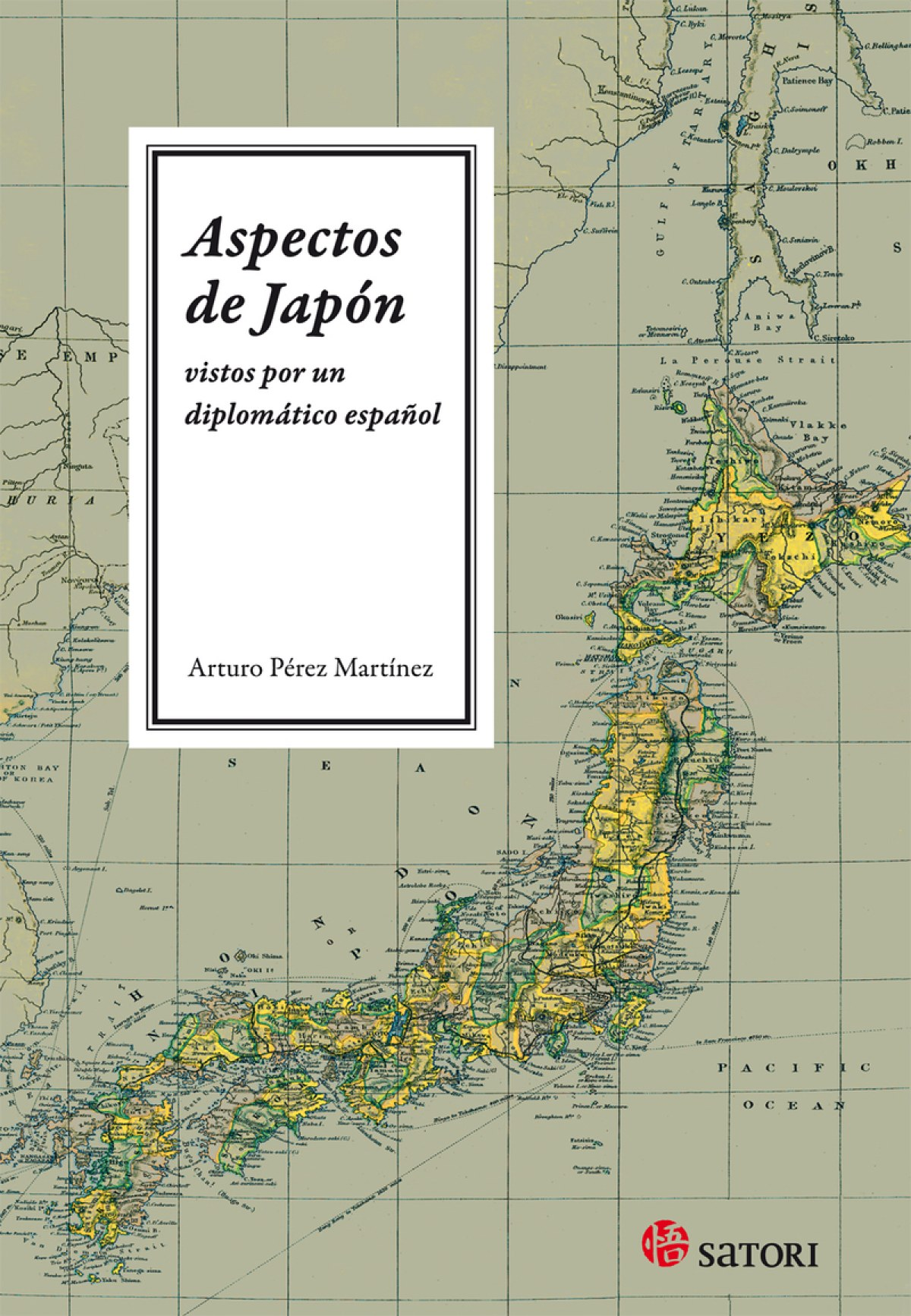 ASPECTOS DE JAPÓN VISTOS POR DIPLOMÁTICO ESPAñOL 9788417419042