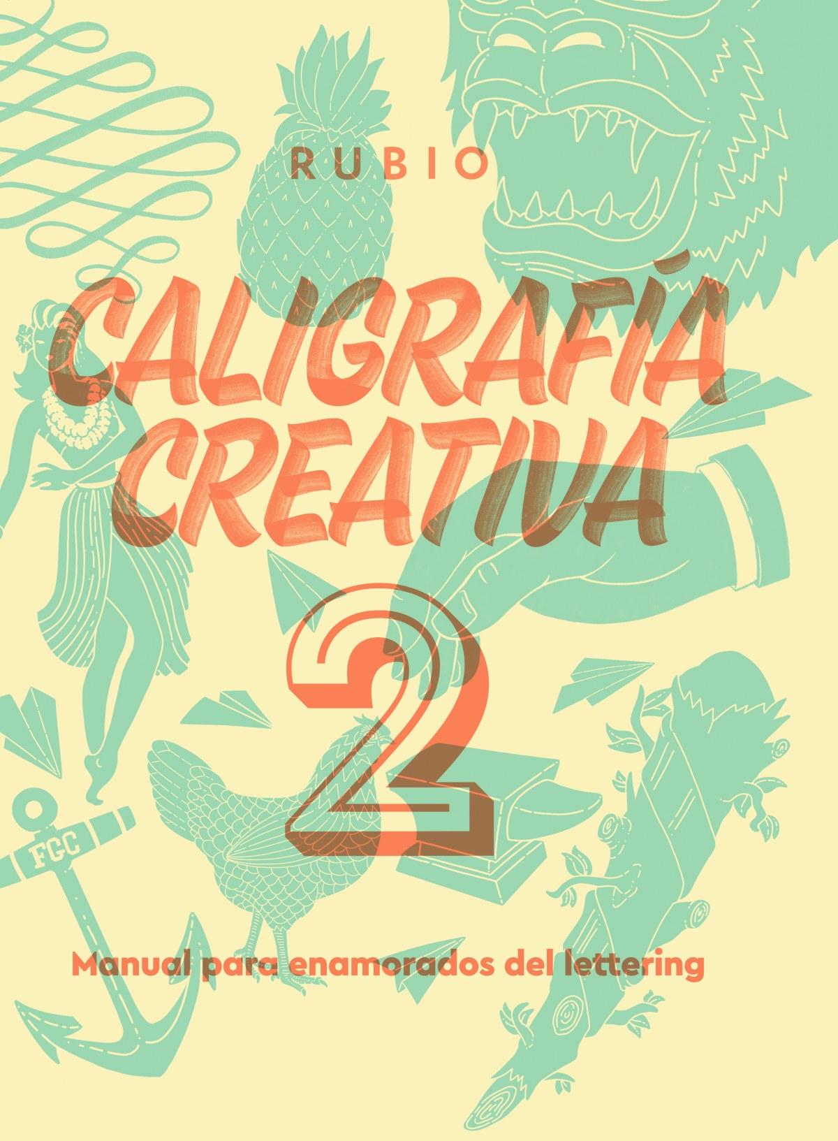 CALIGRAFÍA CREATIVA 9788417427122
