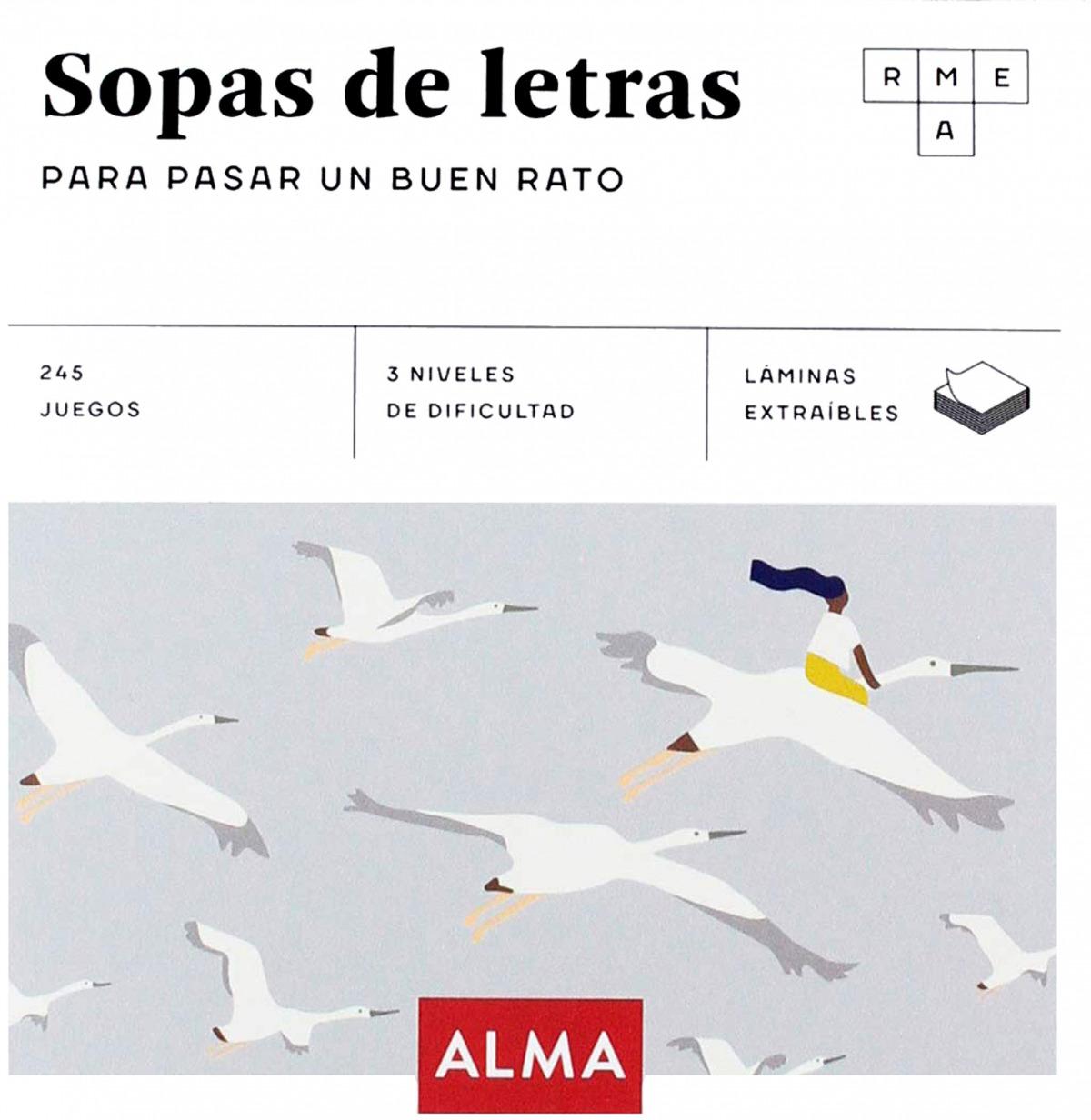 SOPA DE LETRAS PARA PASAR UN BUEN RATO 9788417430535