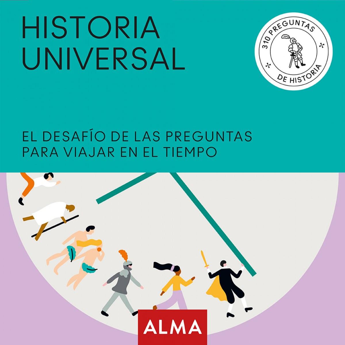 HISTORIA UNIVERSAL 9788417430658
