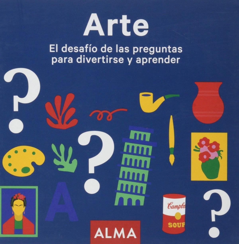 Arte. El desaf¡o de las preguntas para divertirse y aprender 9788417430894