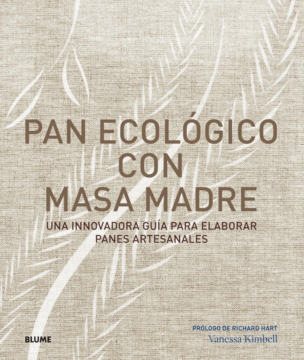 PAN ECOLÓGICO CON MASA MADRE 9788417492144