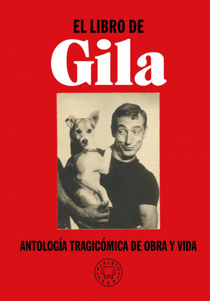 EL LIBRO DE GILA 9788417552299
