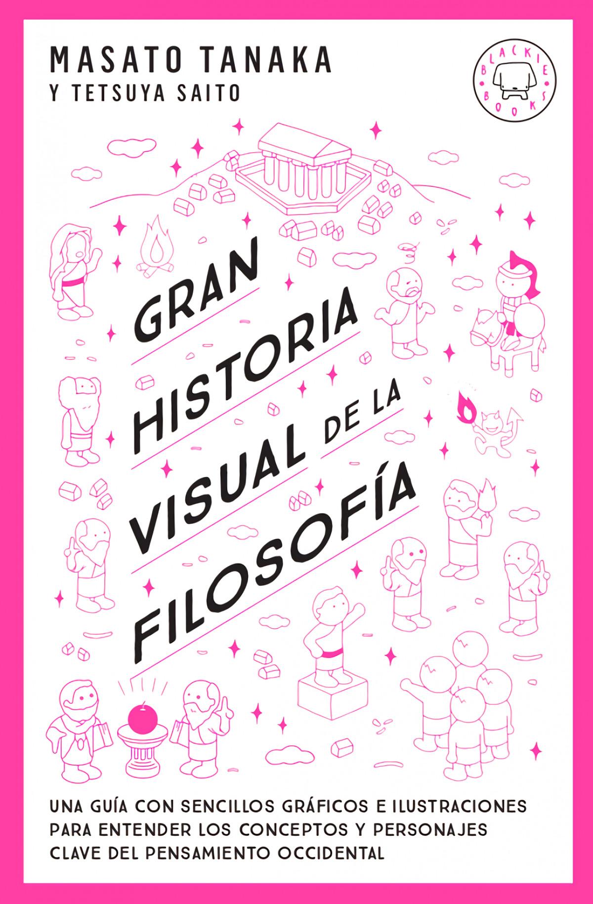 Gran historia visual de la filosof¡a 9788417552763