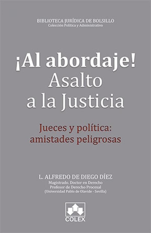 ¡AL ABORDAJE! ASALTO A LA JUSTICIA 9788417618063