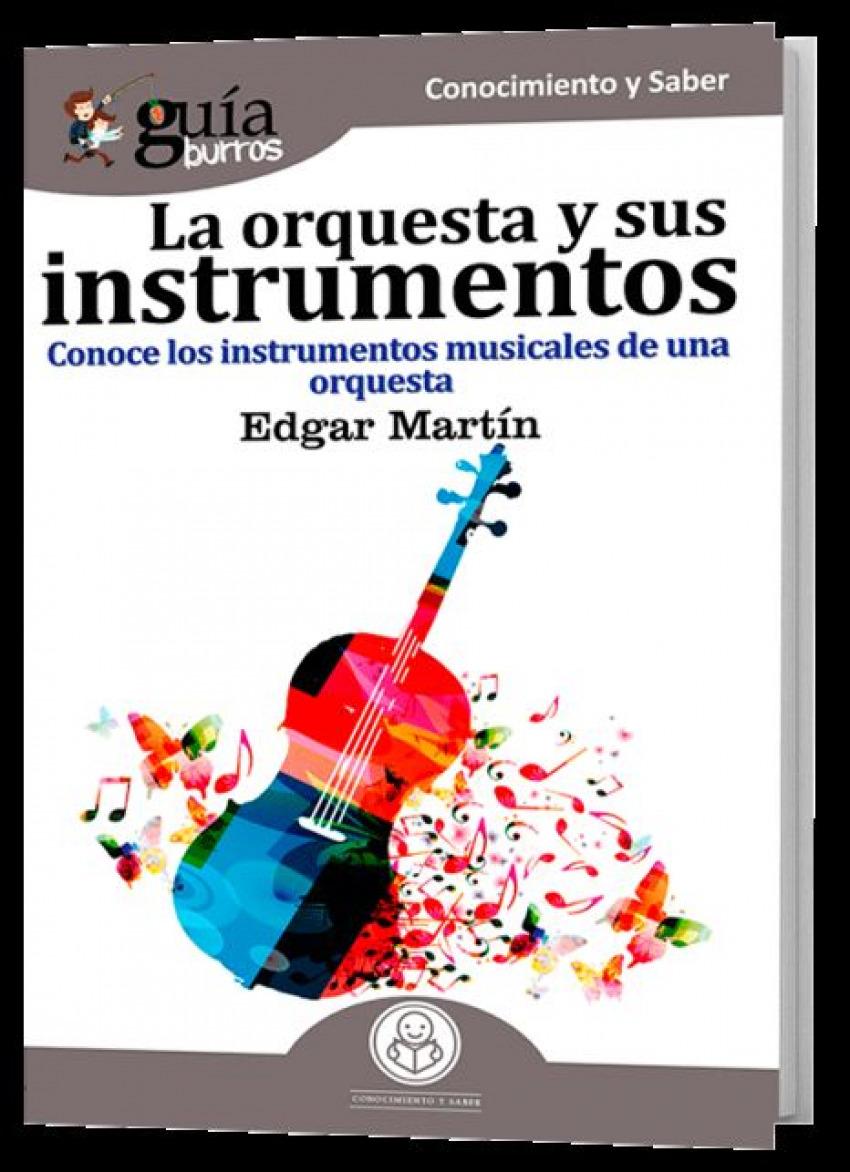 La orquesta y sus instrumentos 9788417681142