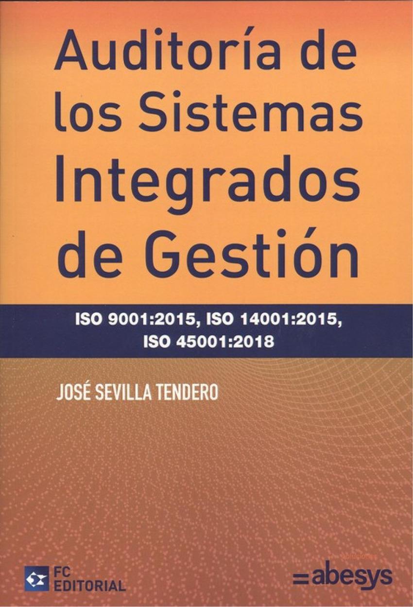AUDITORIA DE LOS SISTEMAS INTERNOS 9788417701062