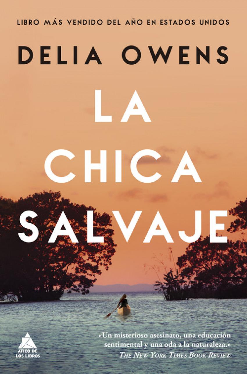 LA CHICA SALVAJE 9788417743376