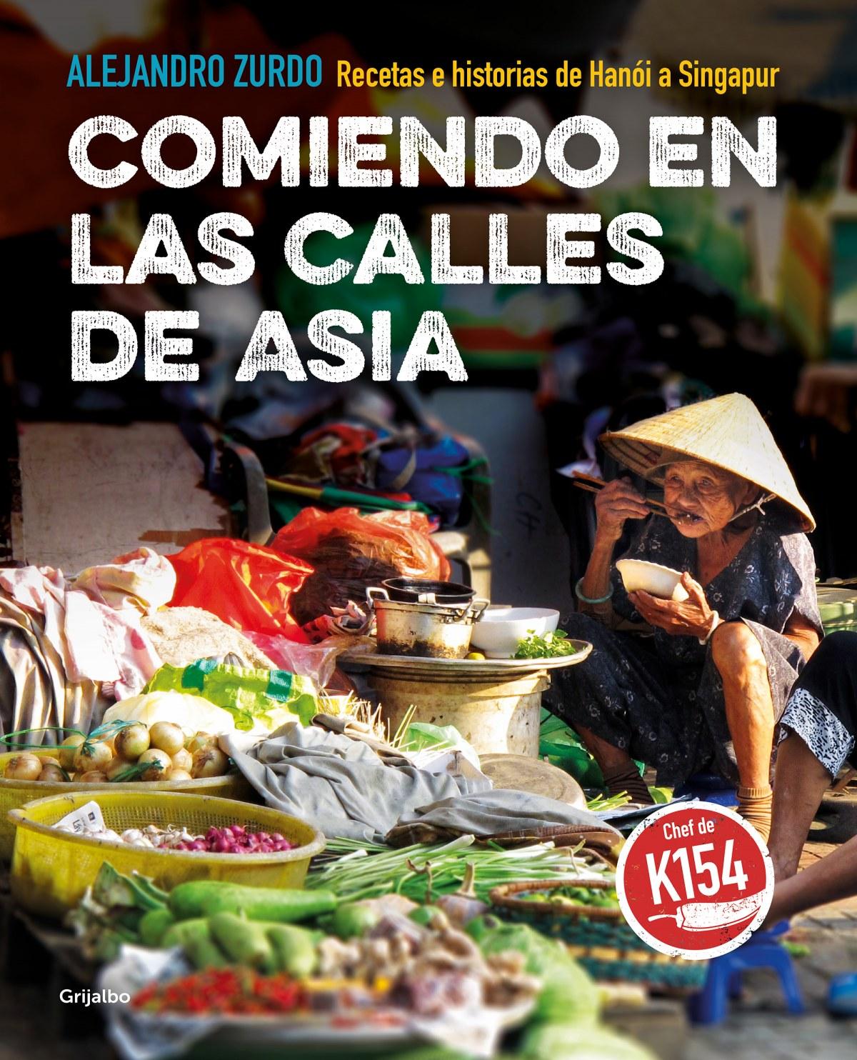 COMIENDO EN LAS CALLES DE ASIA 9788417752200