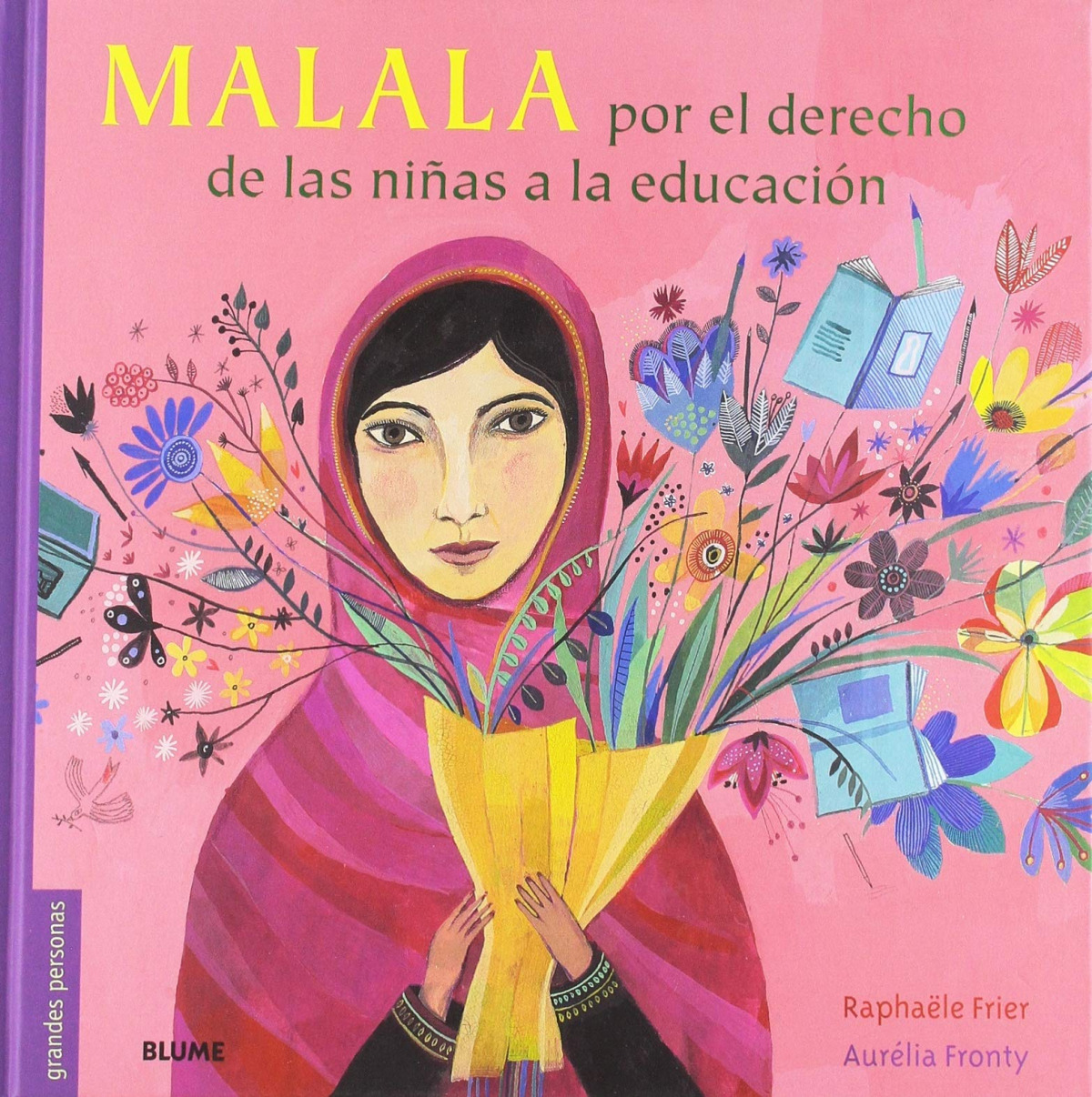 Malala. Por el derecho de las niñas a la educación 9788417757601