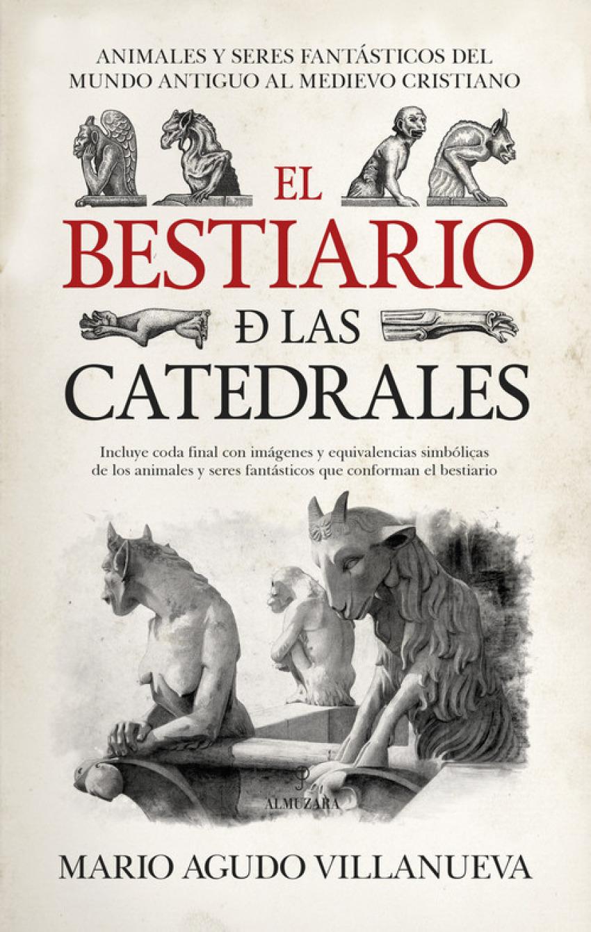 EL BESTIARIO DE LAS CATEDRALES 9788417797416
