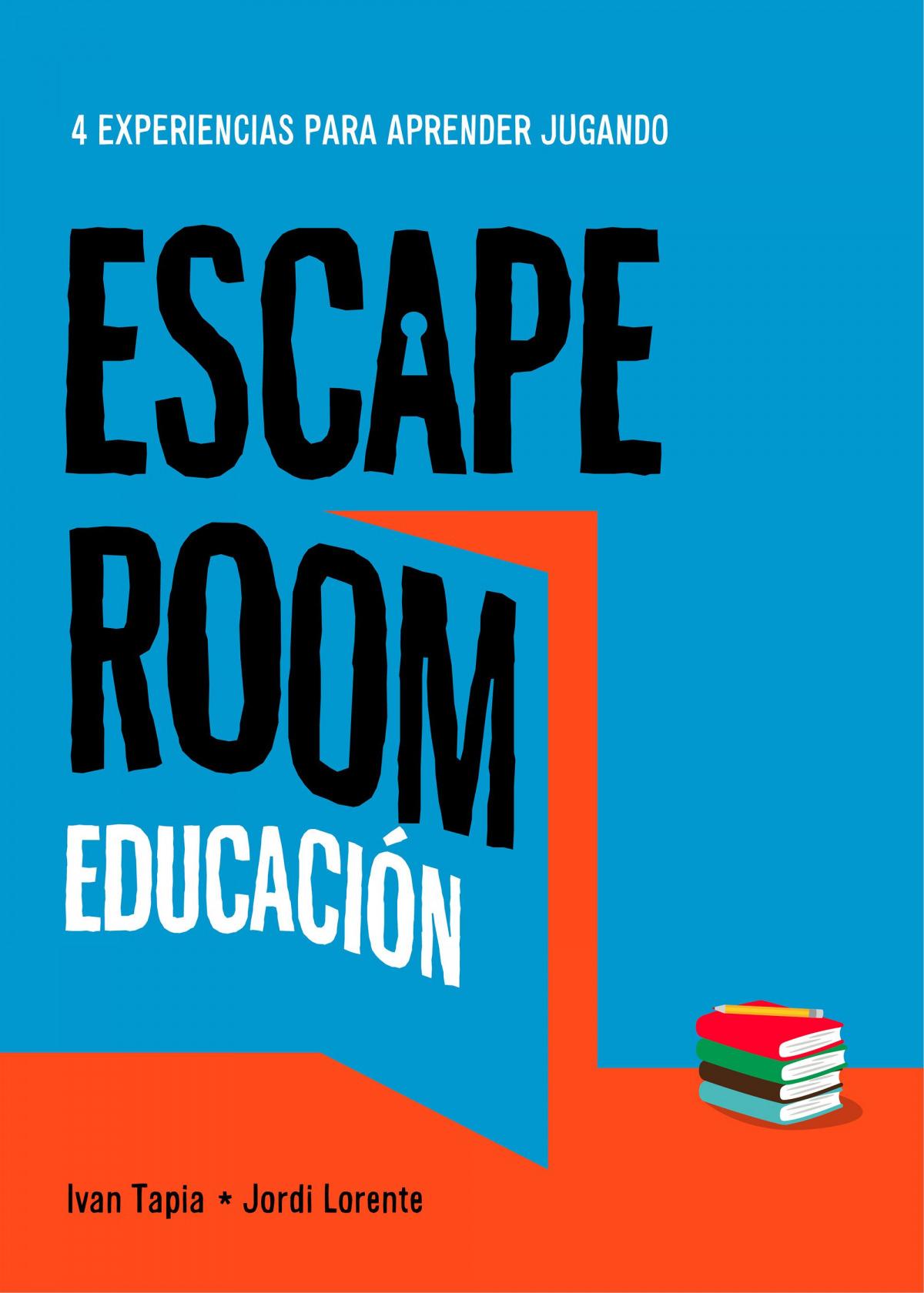 Escape room educación 9788417858896