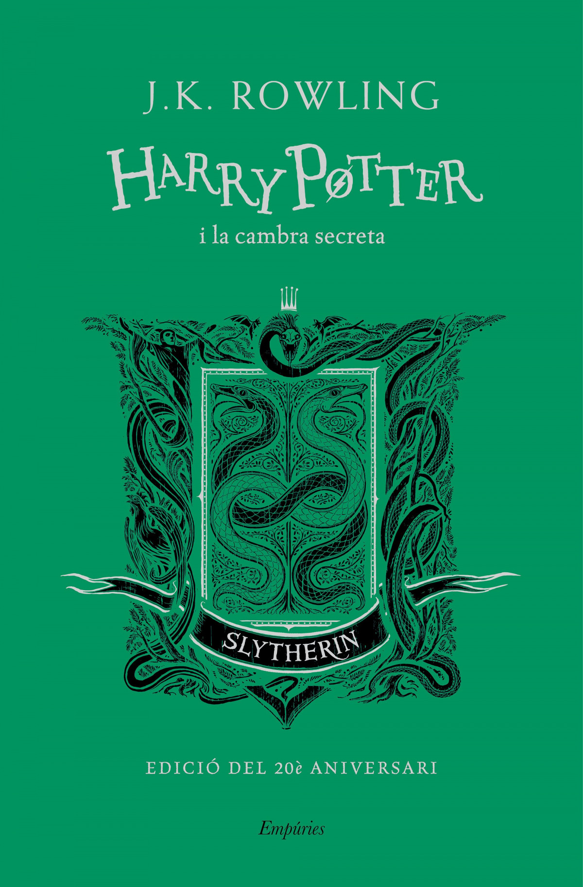 Harry Potter i la cambra secreta (Slytherin) 9788417879631
