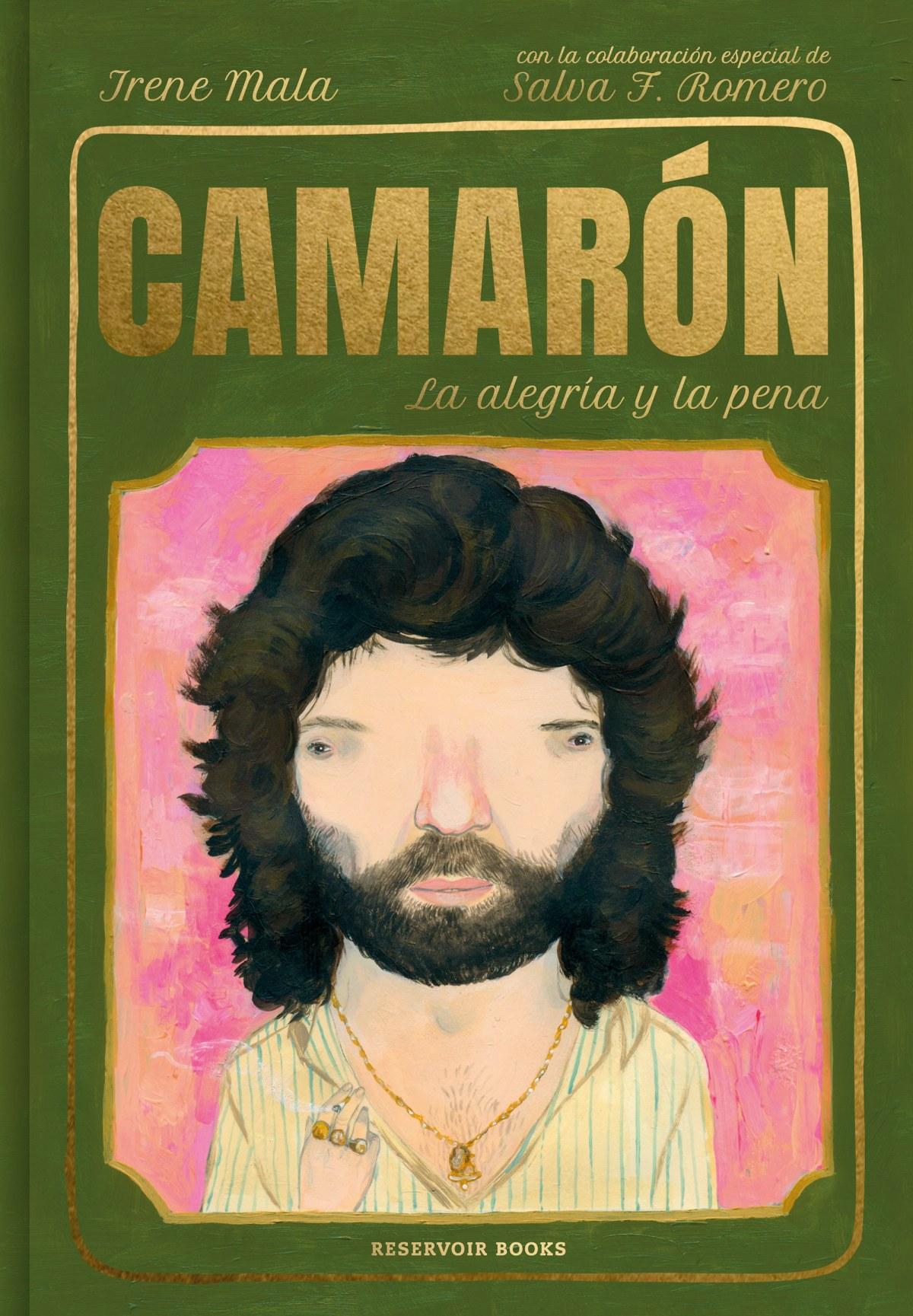 Camarón, la alegr¡a y la pena 9788417910754