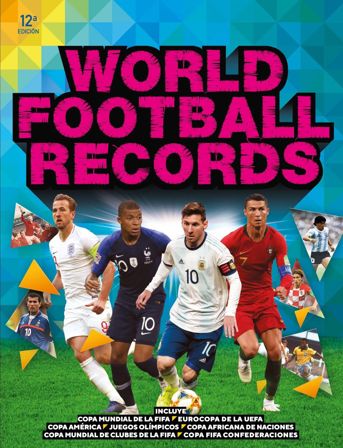 WORLD FOOTBALL RECORDS 2019 9788417922184