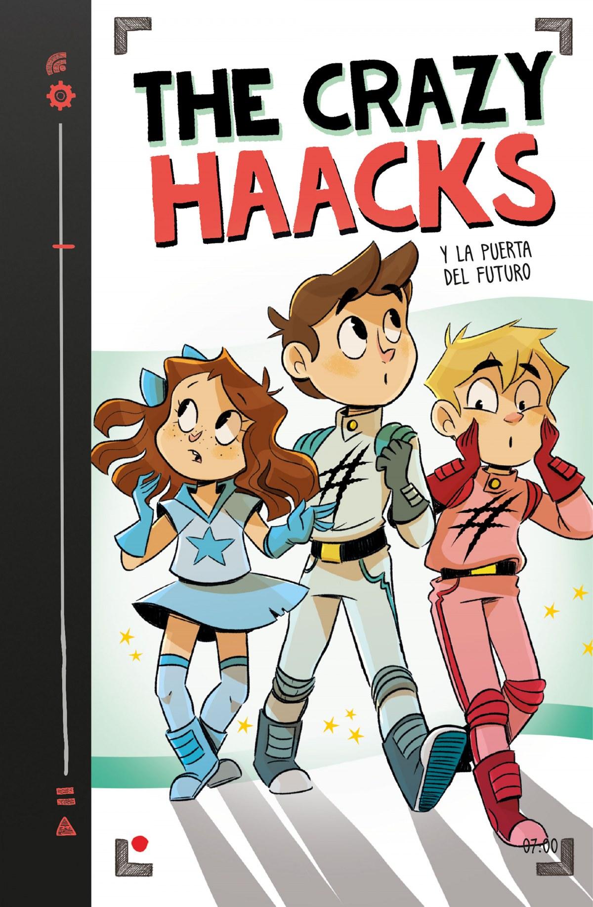 The Crazy Haacks y la puerta del futuro (The Crazy Haacks 7) 9788417922771