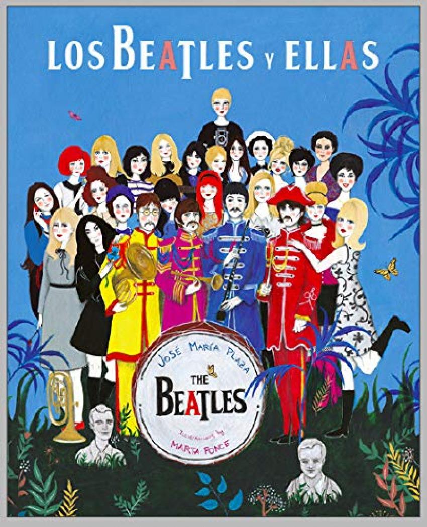 Los Beatles y ellas. 9788417938055