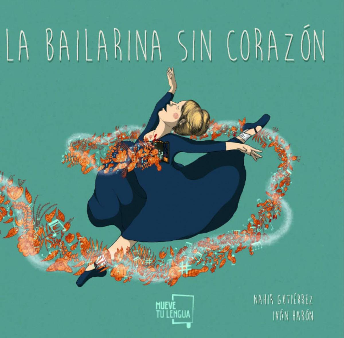 La bailarina sin corazón. 9788417938116
