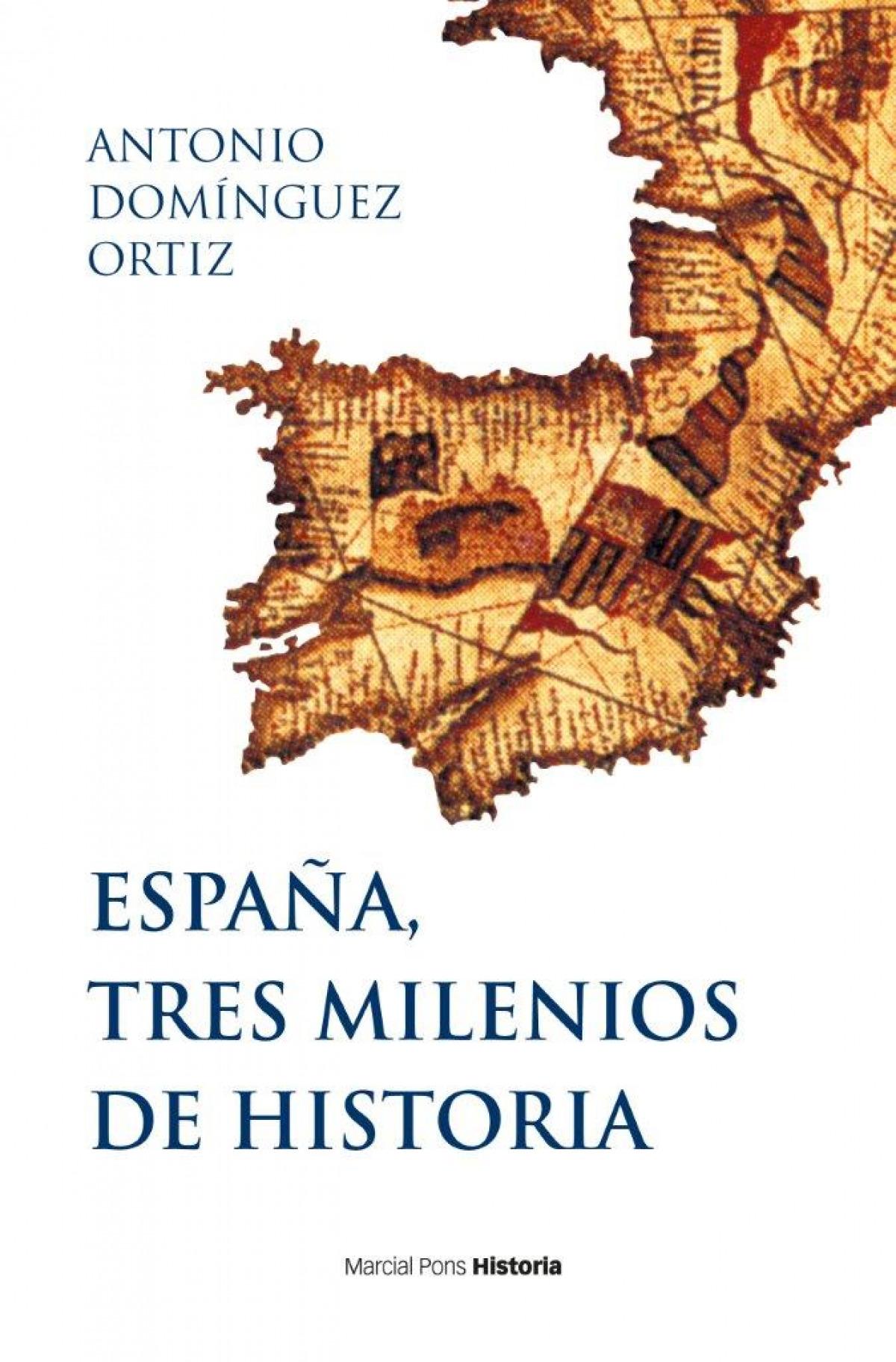 España, tres milenios de historia 9788417945404