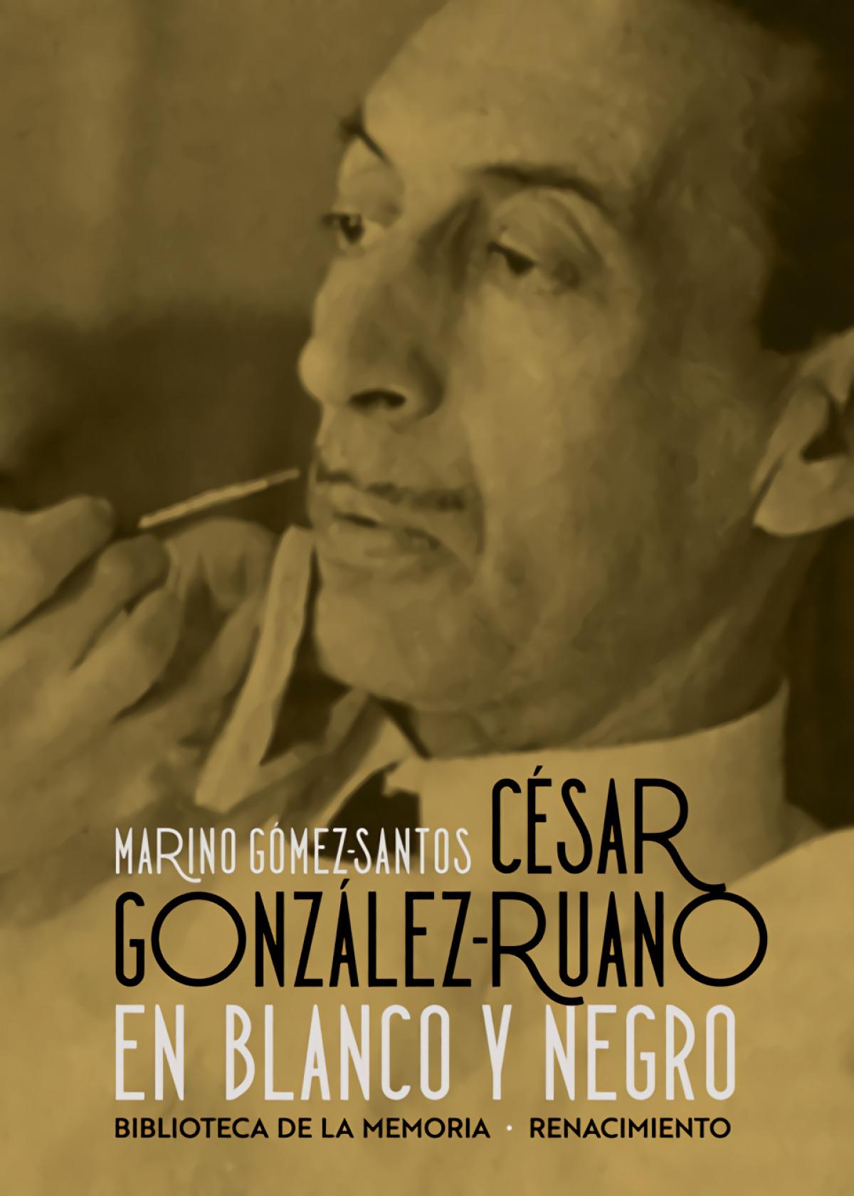 César González-Ruano en blanco y negro 9788417950842