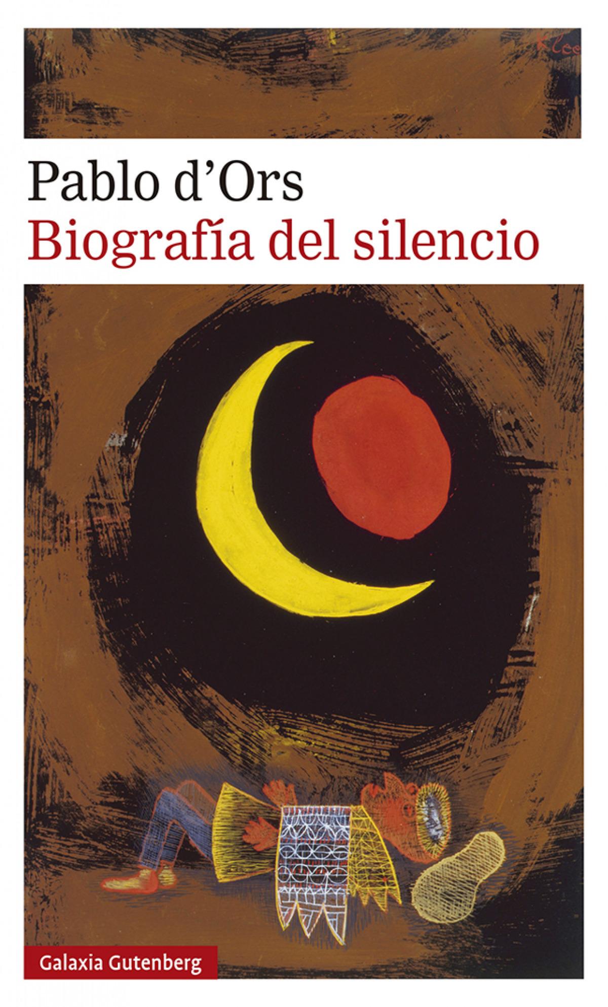 Biograf¡a del silencio 9788417971717