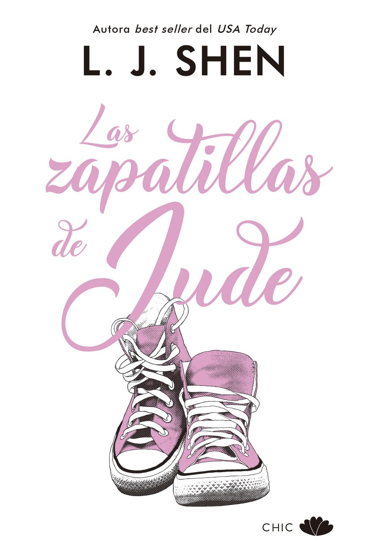 LAS ZAPATILLAS DE JUDE 9788417972011