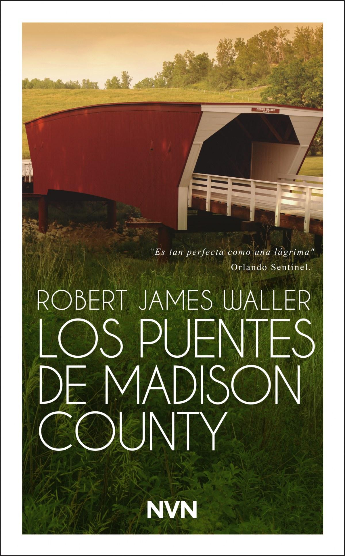 LOS PUENTES DE MADISON COUNTY 9788417978228