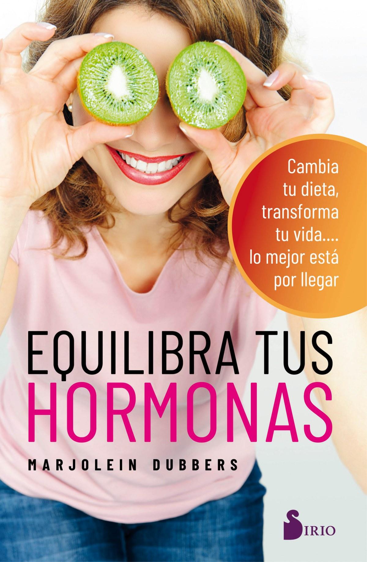 Equilibra tus hormonas 9788418000423
