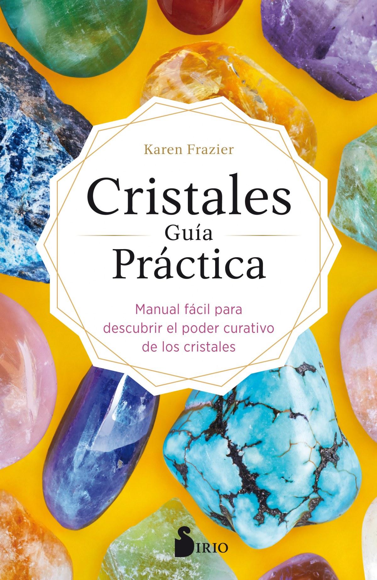 CRISTALES GUÍA PRÁCTICA 9788418000430