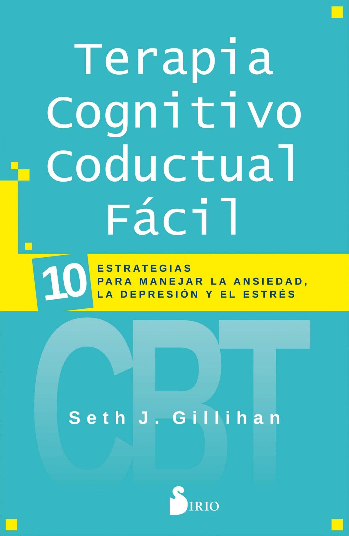 Terapia Cognitivo Conductal Fácil 9788418000447
