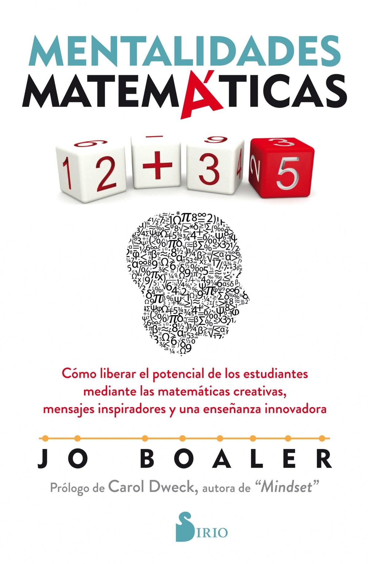 Mentalidades matemáticas 9788418000492