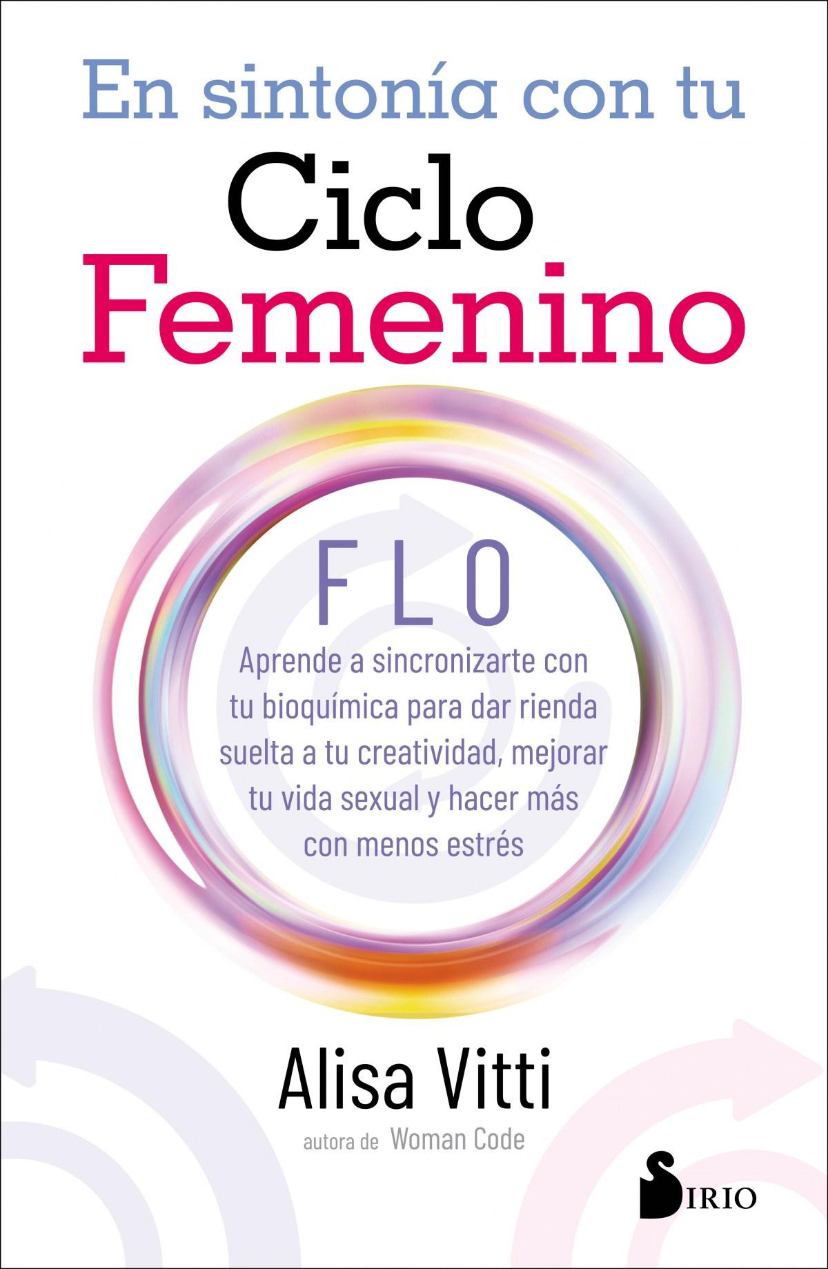 EN SINTONIA CON TU CICLO FEMENINO 9788418000935