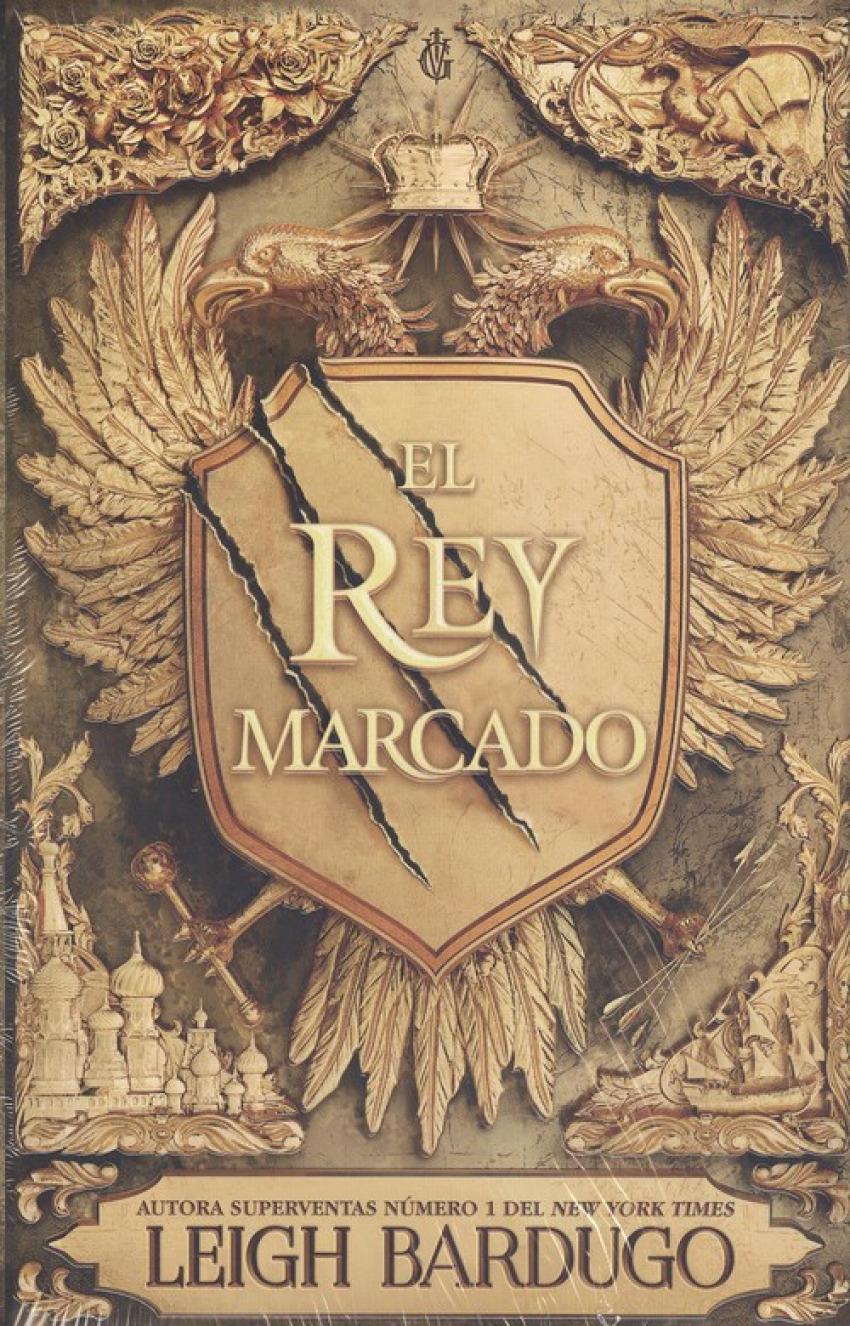 EL REY MARCADO 9788418002229