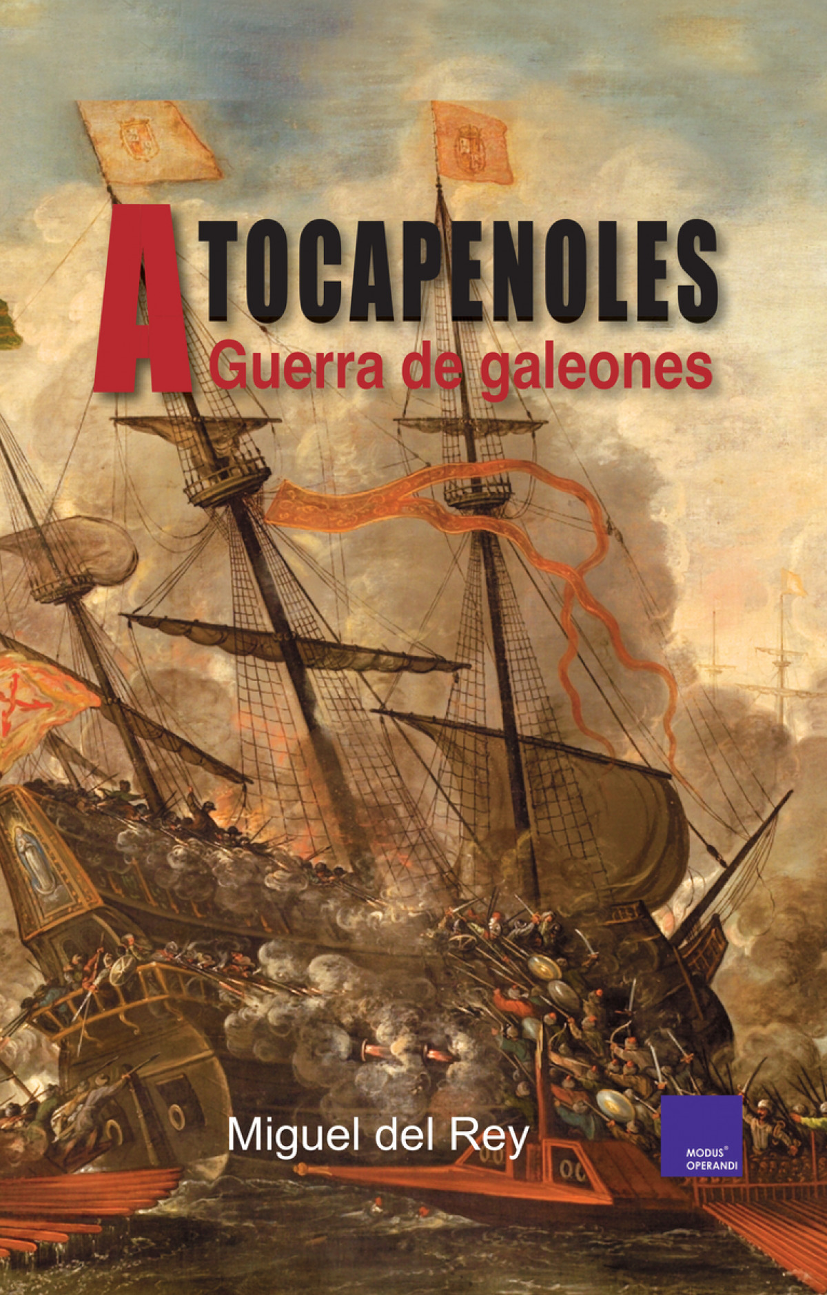 A TOCAPENOLES 9788418016028