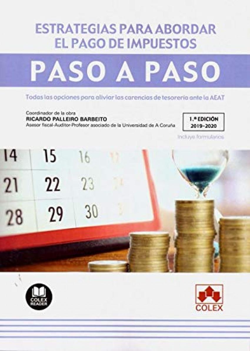 Estrategias para abordar el pago de impuestos. Paso a paso 9788418025259