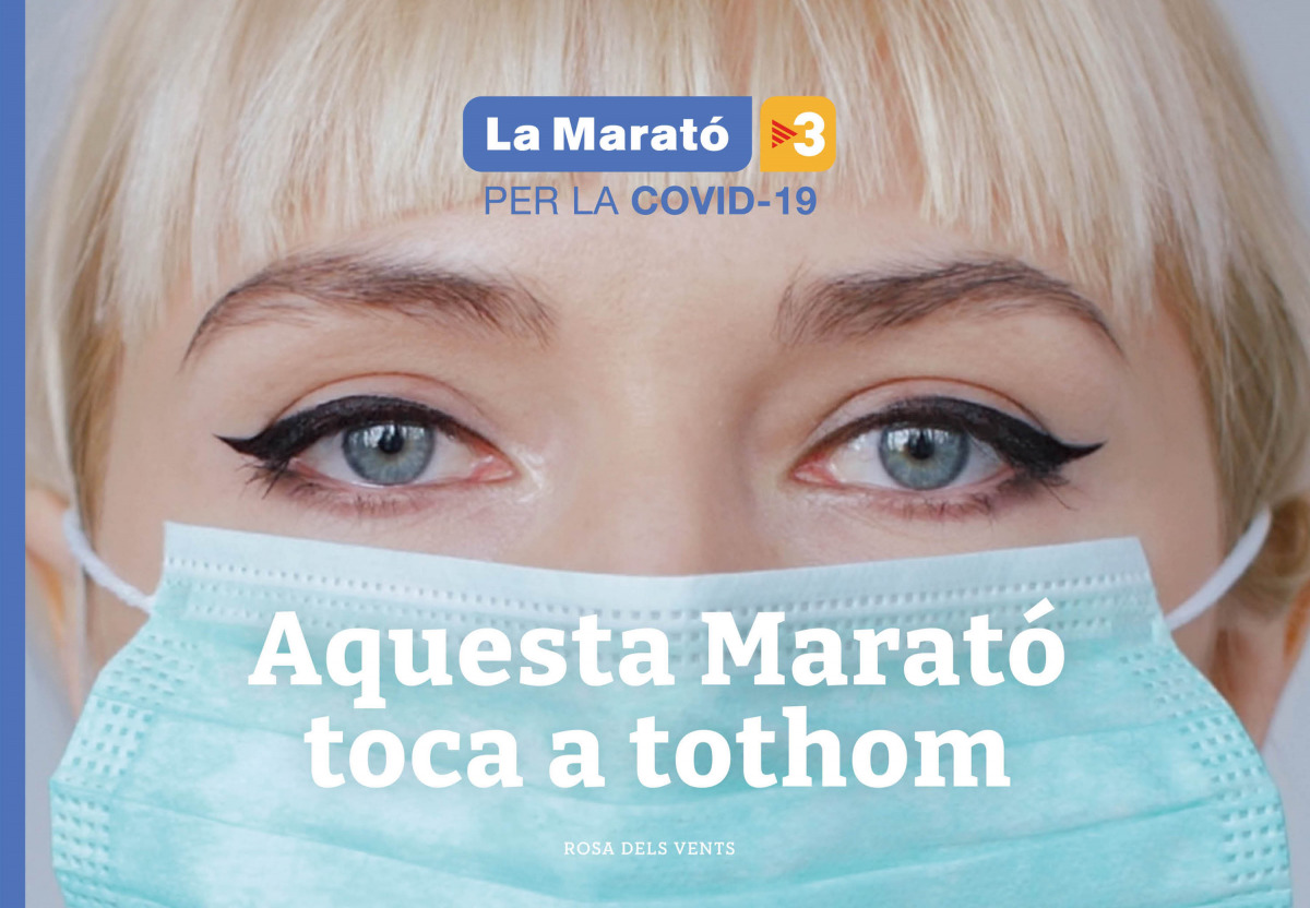Llibre de la Marato 2020 9788418033315