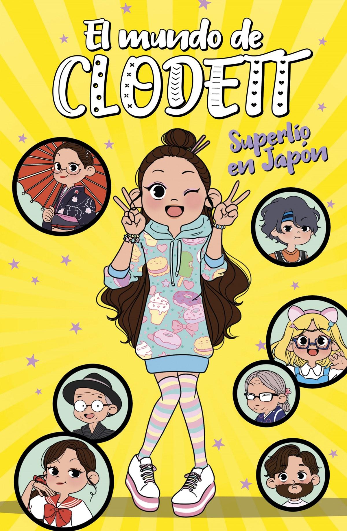 Superl¡o en Japón (El mundo de Clodett 5) 9788418038068