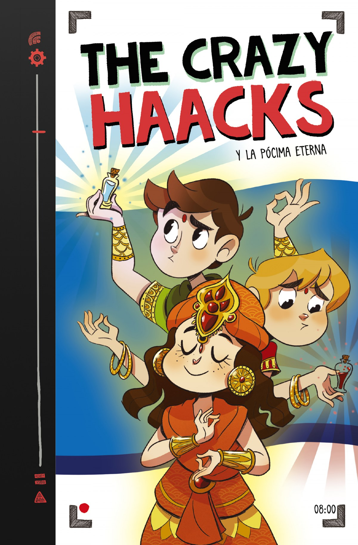 The Crazy Haacks y la pócima eterna (Serie The Crazy Haacks 8) 9788418038198