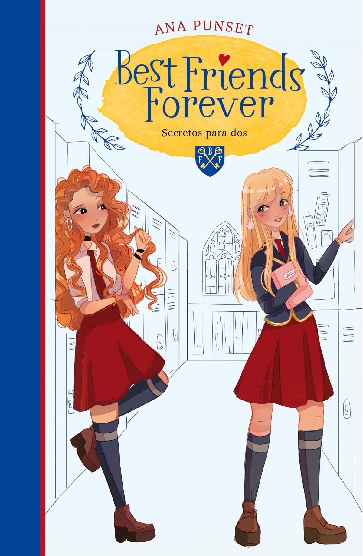 Secretos para dos (Best Friends Forever 2) 9788418038235