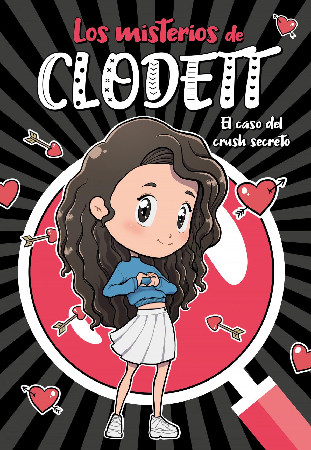 El caso del crush secreto (Misterios de Clodett 2) 9788418038716