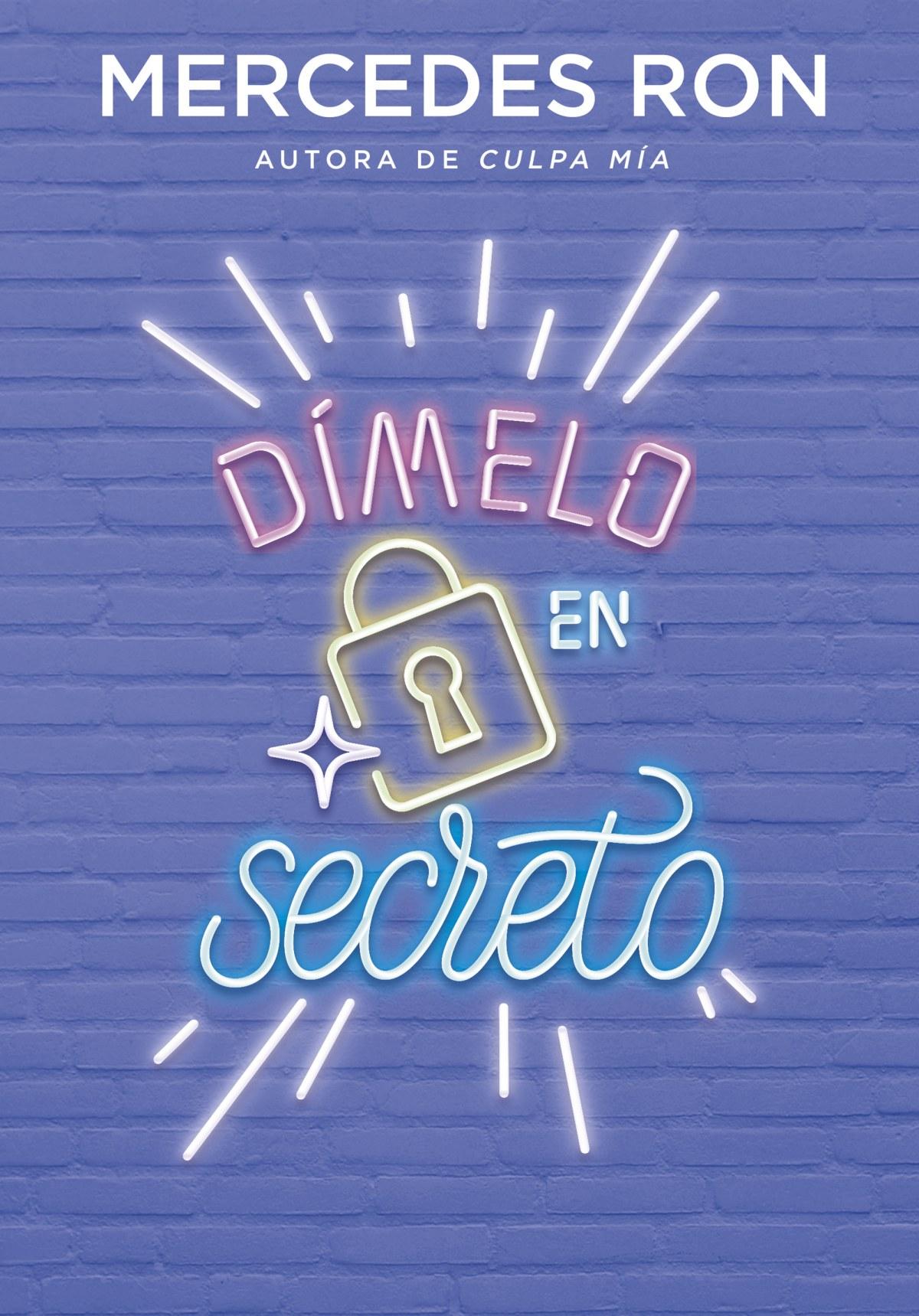 D¡melo en secreto 9788418038914