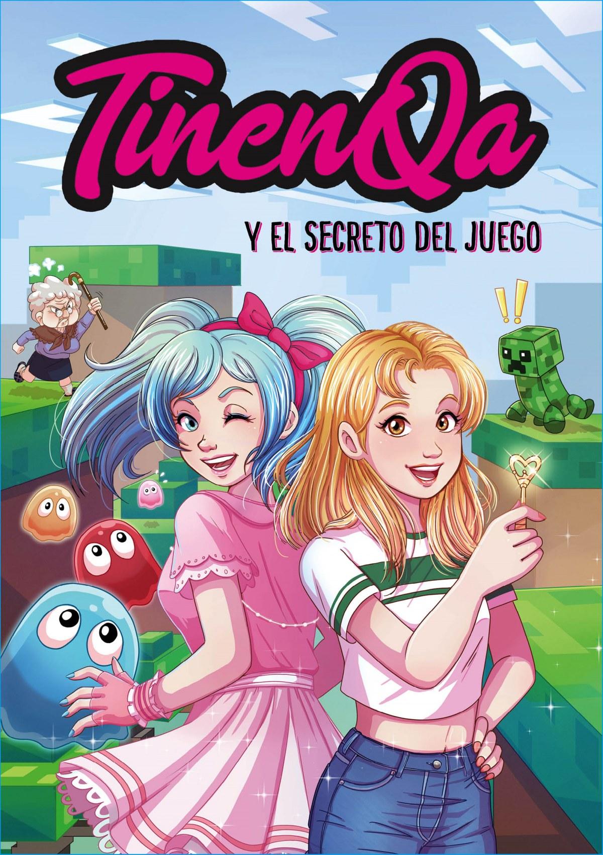 TinenQa y el secreto del juego 9788418057045